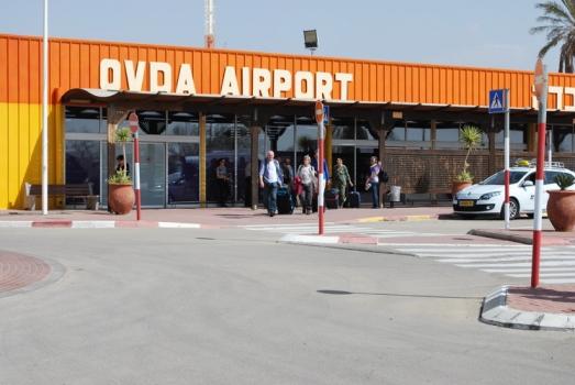 2 Ovda airport
