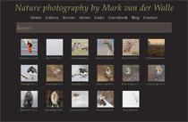 Mark van der Walle Natuur fotograaf