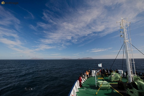 01122016_6a_day 3 on ship_first sight Falklands Steeple Jason Island
